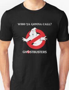 GhostBusters - Who ya gonna call t-shirt Unisex T-Shirt