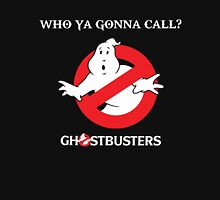 GhostBusters - Who ya gonna call t-shirt Unisex T-Shirt