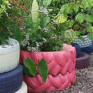 ReTired Garden by Monnie Ryan