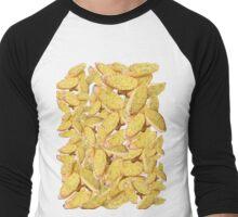 Garlic Bread Men's Baseball ¾ T-Shirt