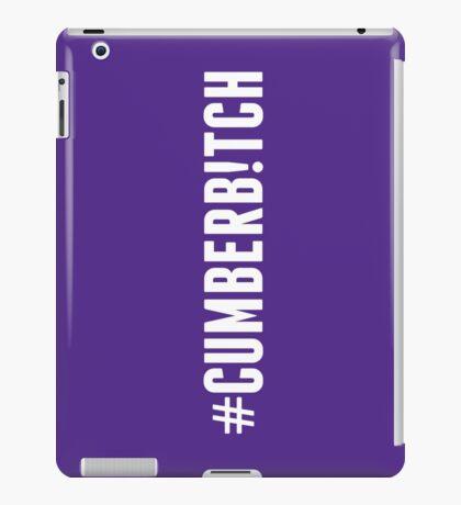 #Cumberb!tch iPad Case/Skin