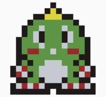 Pixel Bub One Piece - Short Sleeve