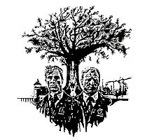 TRUE DETECTIVE Photographic Print