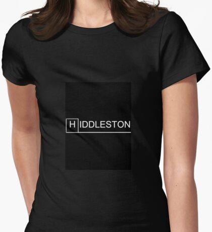 HIDDLESTON Womens Fitted T-Shirt