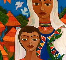 The Universe of Being Women by Madalena Lobao-Tello