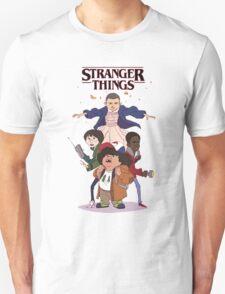 stranger things - netflix tv series Unisex T-Shirt