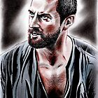 Richard Armitage intense John Proctor by jos2507