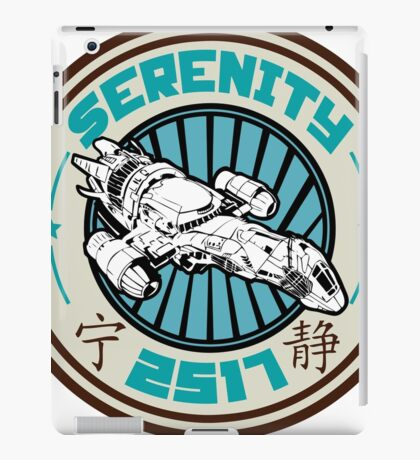 Serenity 2517  iPad Case/Skin