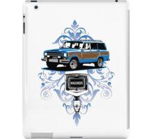 Grand Wagoneer Vintage T-shirt  iPad Case/Skin