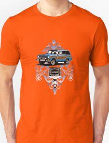 Grand Wagoneer Vintage T-shirt  Unisex T-Shirt
