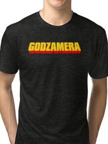 Godzamera!!!!!!!! Tri-blend T-Shirt