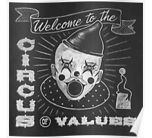 Bioshock, Circus of Values Poster