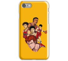 Slum dunk iPhone Case/Skin