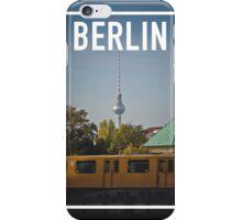 BERLIN FRAME iPhone Case/Skin