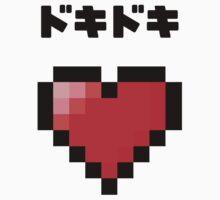 ドキドキ (Dokidoki) One Piece - Short Sleeve