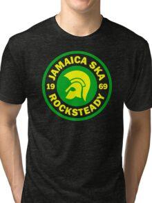 JAMAICA SKA 1969 Tri-blend T-Shirt