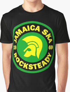 JAMAICA SKA 1969 Graphic T-Shirt