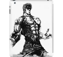 Angry Kenshiro iPad Case/Skin