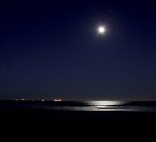 Azure Midnight Blue by Vanessa  Warren