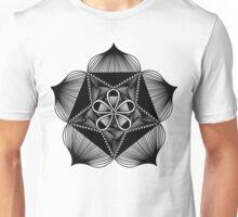 Petal Pentagram Unisex T-Shirt