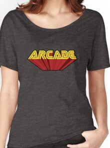 Arcade Women's Relaxed Fit T-Shirt