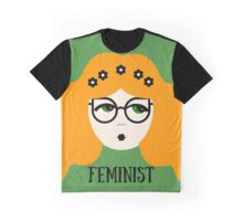 Feminist Gerry Graphic T-Shirt