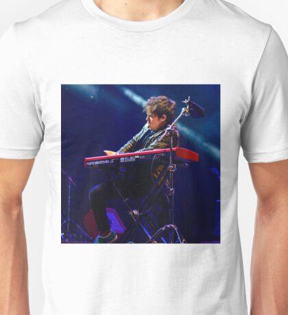 Jamie Cullum in the groove  Unisex T-Shirt
