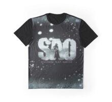 SAO acronym  Graphic T-Shirt
