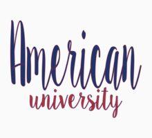 American University 2 Kids Tee