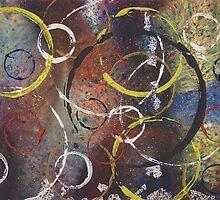 Rings of Change II by jamesknightsart