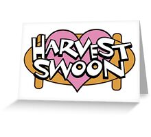 Harvest Moon - Harvest Swoon Greeting Card