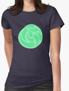 Galactic Space Collection- Pattern 2 Womens Fitted T-Shirt