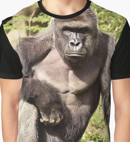 Harambe Graphic T-Shirt
