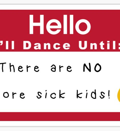 Reason to Dance FTK  Sticker