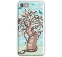 Fabulous tree iPhone Case/Skin