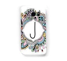 J Samsung Galaxy Case/Skin