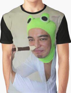 Salamander Man Graphic T-Shirt