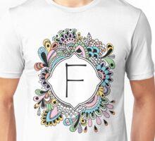 F Unisex T-Shirt