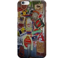 Beer Signs iPhone Case/Skin