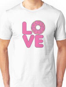 Strawberry Donut Love T-Shirt
