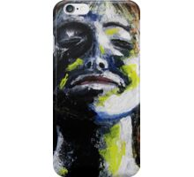 Smug Zombie Face iPhone Case/Skin