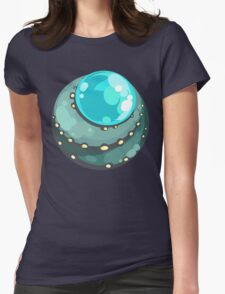 Galactic Space Collection- Pattern 8 Womens Fitted T-Shirt