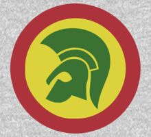 TROJAN RECORDS TWO COLOR One Piece - Long Sleeve