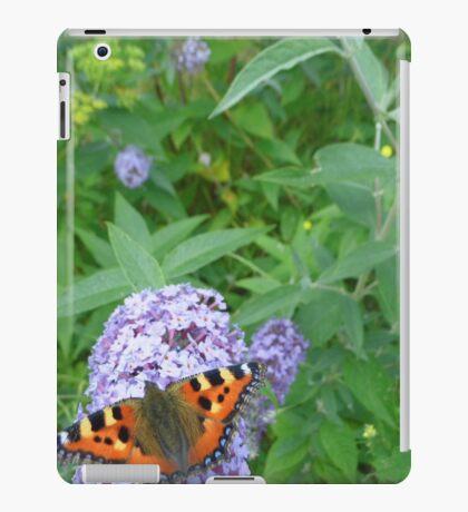 Tortoise shell butterfly iPad Case/Skin