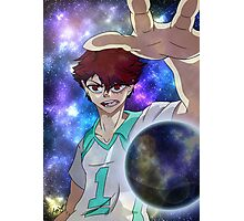 Space Nerd Oikawa Tooru Photographic Print