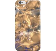 Golden Synapse iPhone Case/Skin