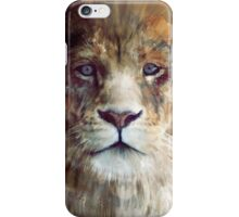 Lion // Majesty iPhone Case/Skin