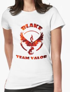 Blake Custom Order Womens Fitted T-Shirt