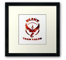 Blake Custom Order Framed Print