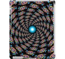 Psychedelic eyes mandala 15 iPad Case/Skin